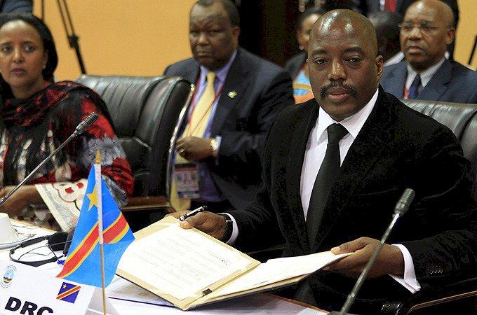 La RDC renaîtra de ses cendres