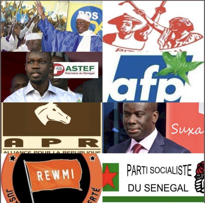 Financement des partis politiques au Sénégal : Une question à repenser dans une société en permanentes mutations technologiques